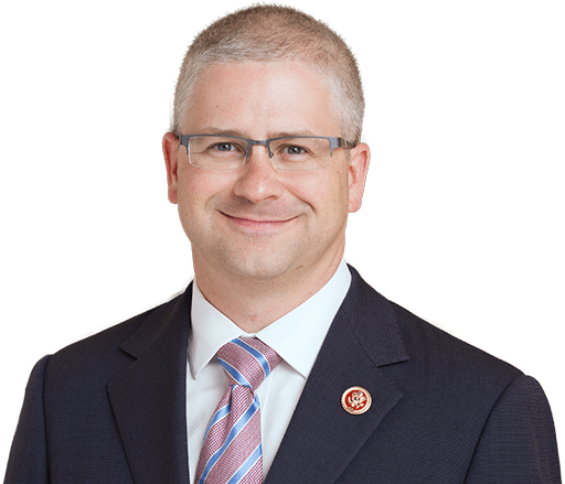 Photo of U.S. Congressman Patrick McHenry