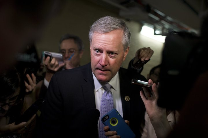 Photo of U.S. Rep. Mark Meadows of NC Congressional District 11